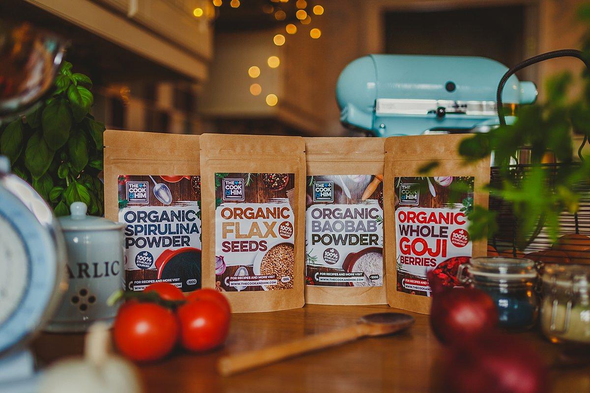 food packaging design in the uk