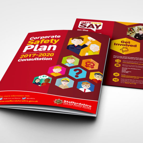 brochure design in the midlands