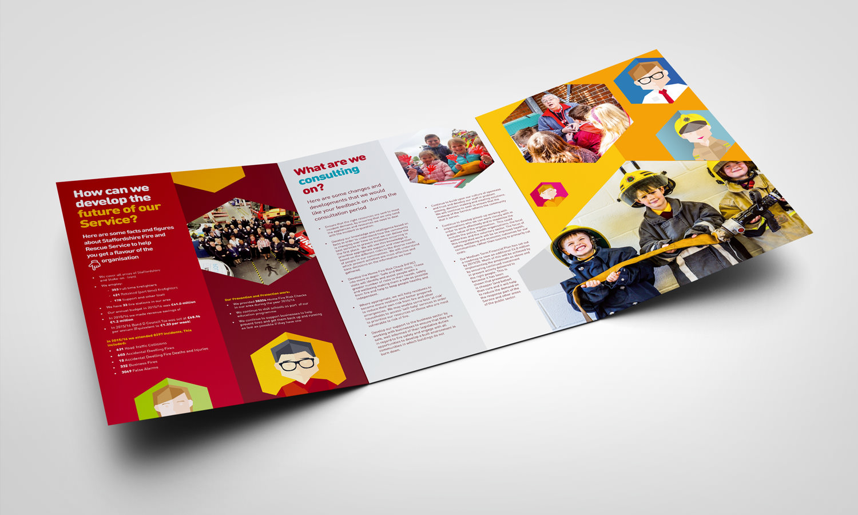 six page brochure design near me