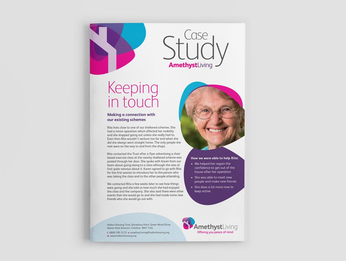 case study designer staffordshire
