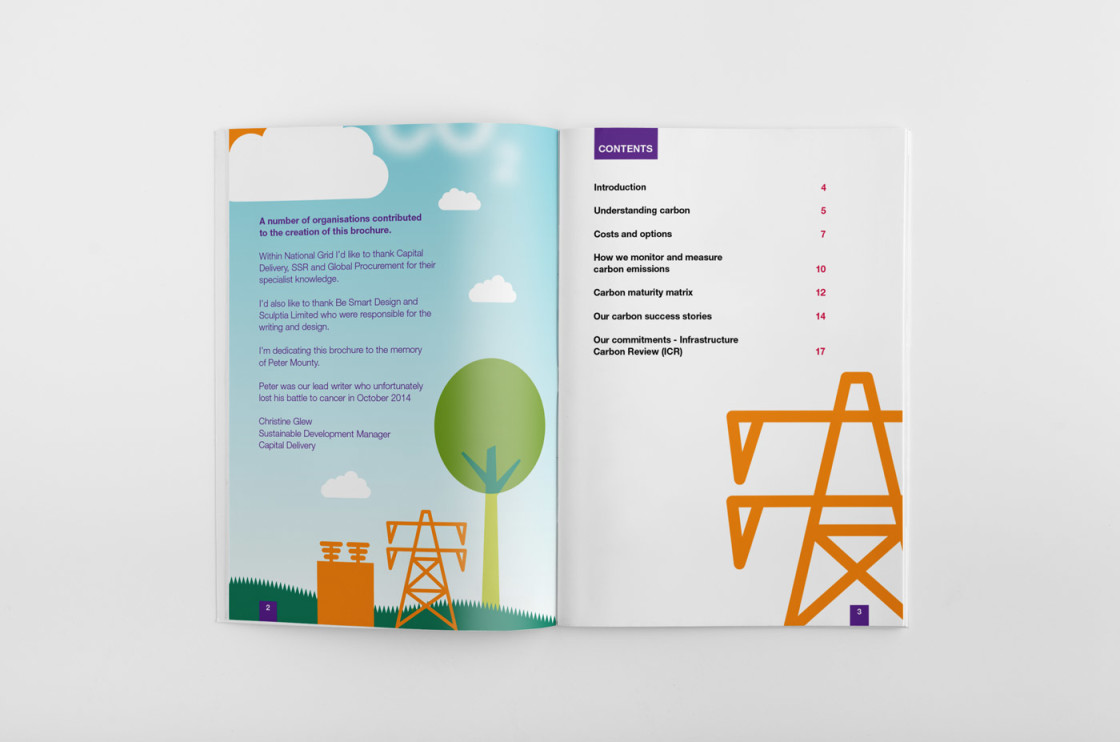 marketing brochure design midlands