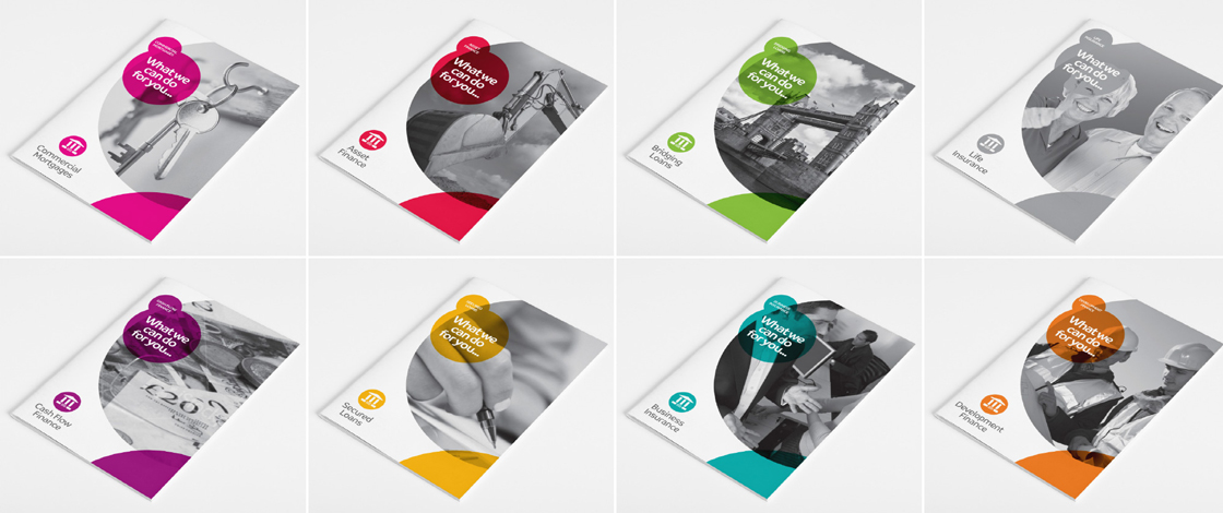 midlands brochure design