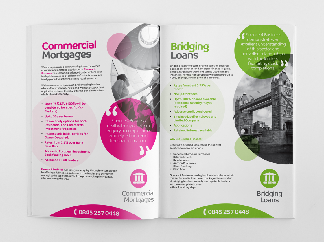 brochure printing in the uk