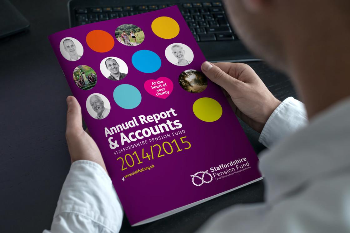 Annual report design midlands