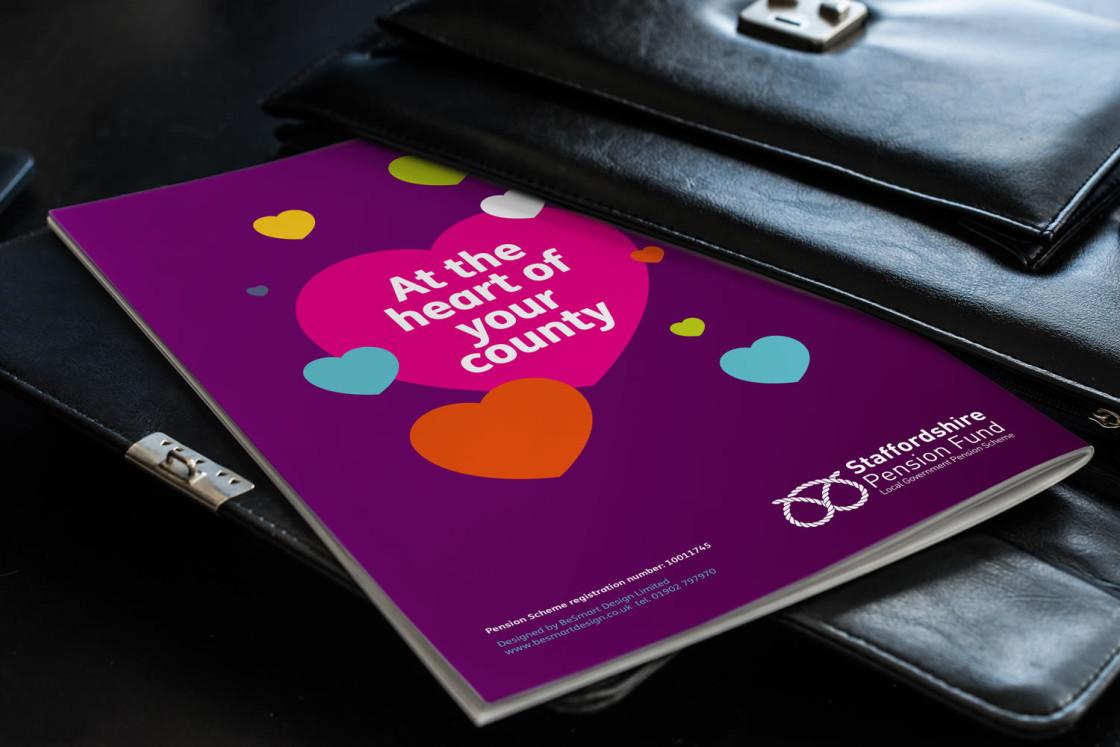 annual reports professionally designed