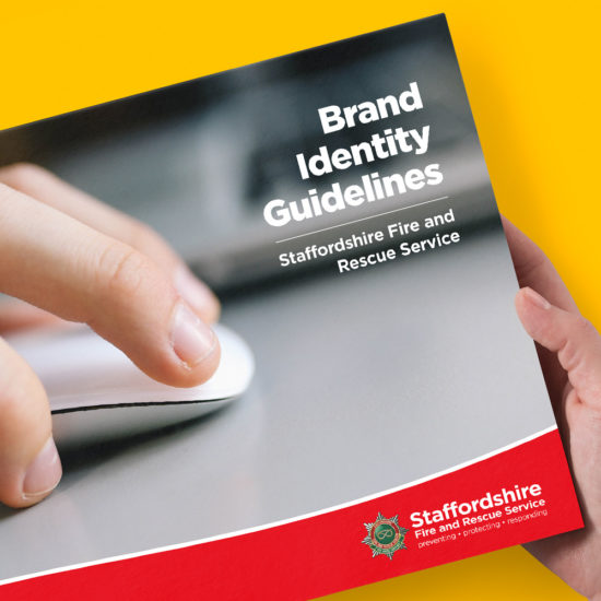 Brand identity Midlands