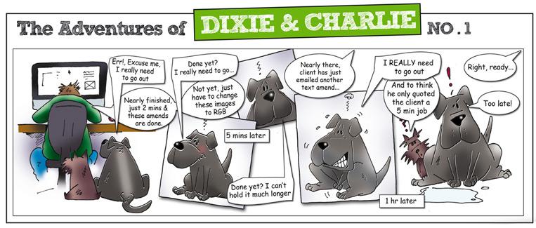 dixie&charlie